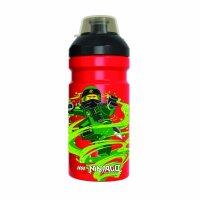 LEGO Ninjago Classic láhev na pití - červená