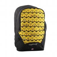 LEGO Minifigures Heads - školní batoh