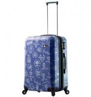 Cestovní kufr MIA TORO M1089/3-M - modrá