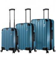 Sada cestovních kufrů MIA TORO M1300/3 - modrá