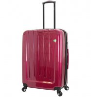 Cestovní kufr MIA TORO M1321/3-L - vínová