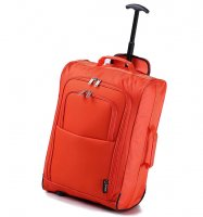 Kabinové zavazadlo CITIES T-830/1-55 - oranžová