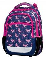 Školní batoh Pink Unicorn