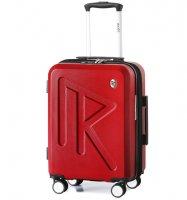 Kabinové zavazadlo Raido Numero Uno Red Mood Line…