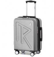 Kabinové zavazadlo Raido Numero Uno Silver Mood…