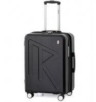 Cestovní kufr Raido Numero Uno Black Mood Line M