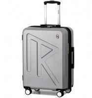 Cestovní kufr Raido Numero Uno Silver Mood Line M