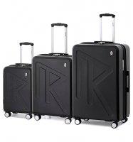 Sada cestovních kufrů Raido Numero Uno Black Mood…