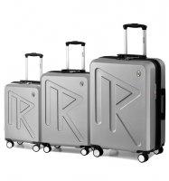 Sada cestovních kufrů Raido Numero Uno Silver…