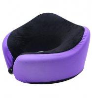 Cestovní polštářek MIA TORO MA-033 - fialová