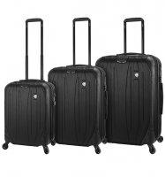 Sada cestovních kufrů MIA TORO M1525/3 - černá