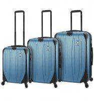 Sada cestovních kufrů MIA TORO M1525/3 - modrá