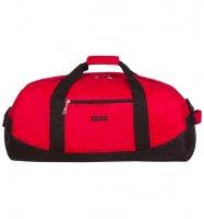 Cestovní taška ICE 7560 - červená/černá