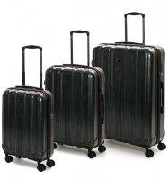 Sada cestovních kufrů ROCK TR-0201/3 PC - charcoal